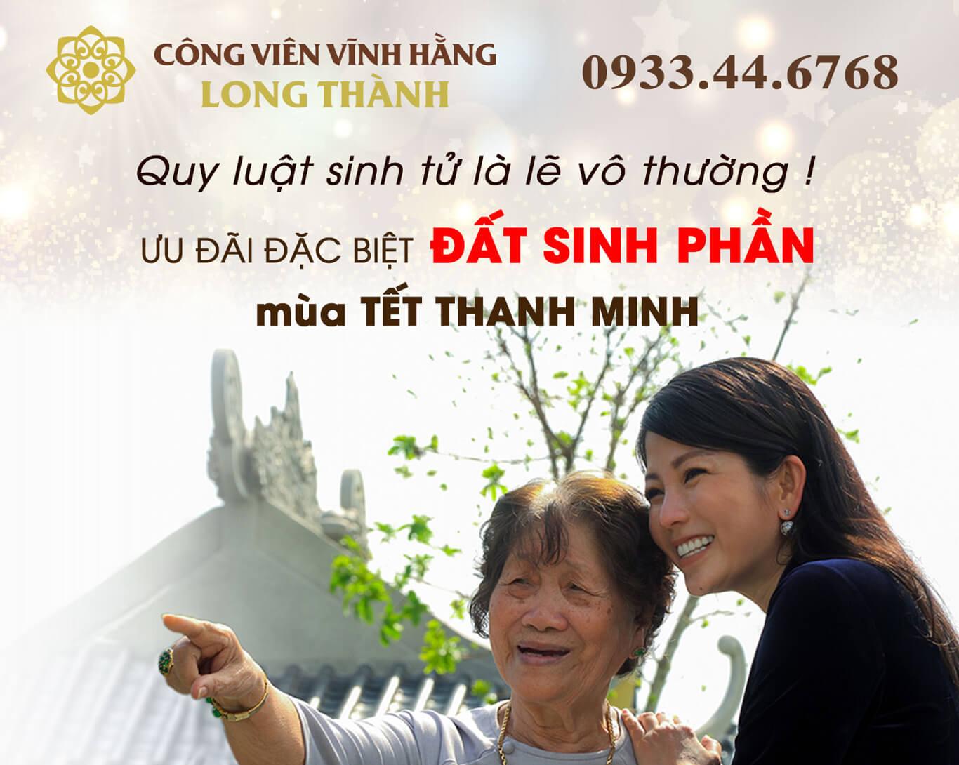Tết Thanh Minh 2020 - Công Viên Vĩnh Hằng Long Thành